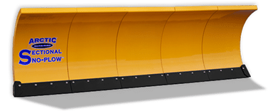 Sectional Sno Plow